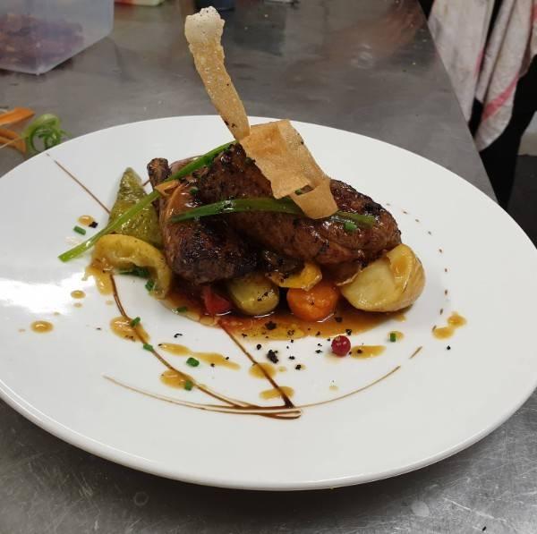 Le restaurant - Le bistrot Italien - Restaurant Beaucaire